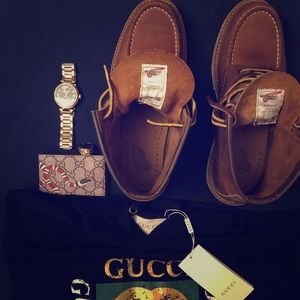Other - Redwings, Gucci's swtr, Gucci wallet, mk wtch ,rng